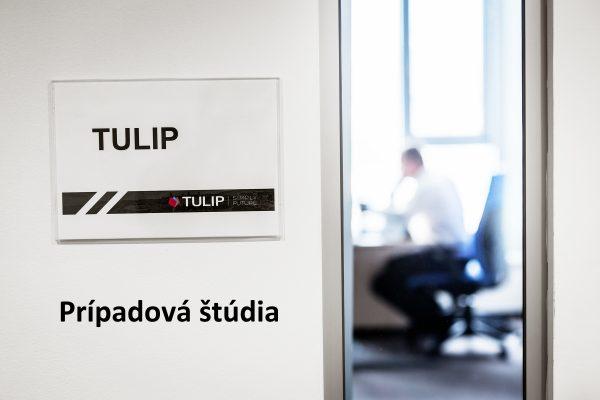 tulip - klient - pripadova studia - svetovy it lider