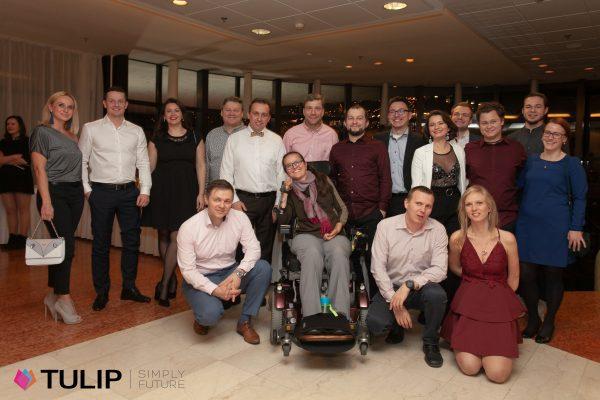 vianocna party 2018 - tulip solutions