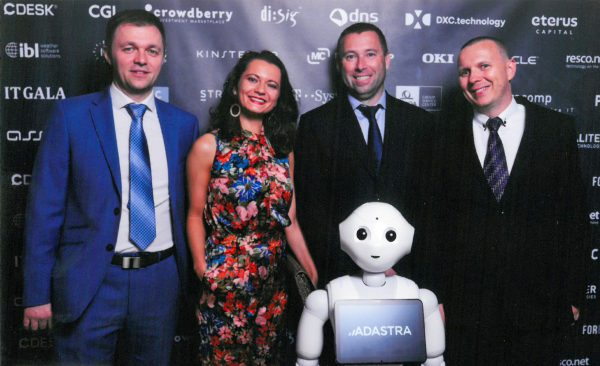 it oskary IT gala - PC Revue - TULIP Solutions