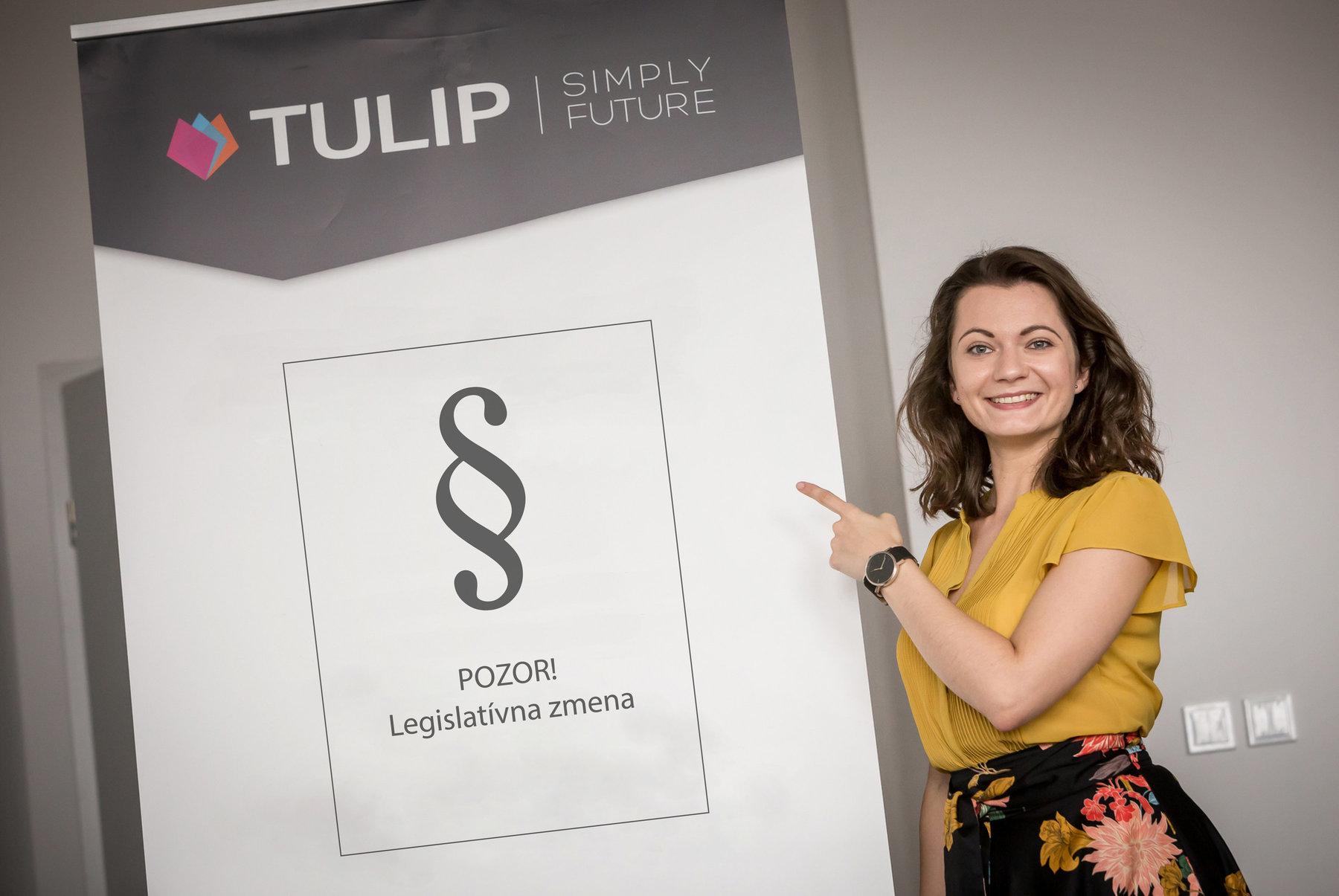 prinasame vam informacie o zmenach legislativy - TULIP blog