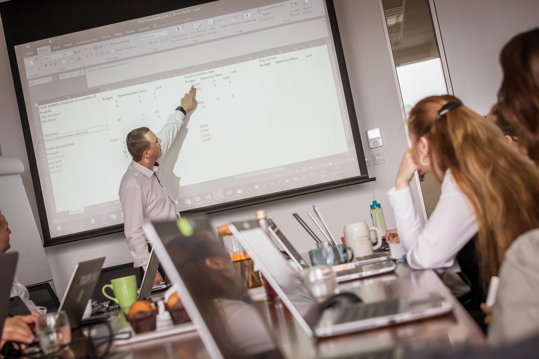 prednasame na cloud computing konferencii v prahe - TULIP Solutions