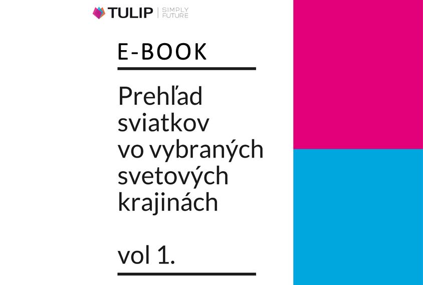 statne sviatky pre rok 2021 - TULIP E-Book