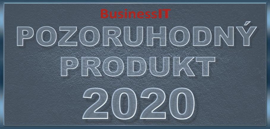 titul pozoruhodny produkt pre rok 2020 - tulip platforma